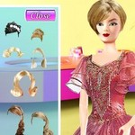 Barbie hair salon games